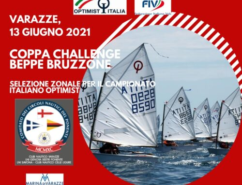 1° Selezione Optimist – Trofeo Beppe Bruzzone