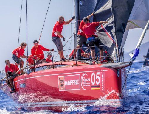 Giorgio Tortarolo vince la Copa del Rey/MAPFRE in classe Clubswan 50 a bordo di Earlybird